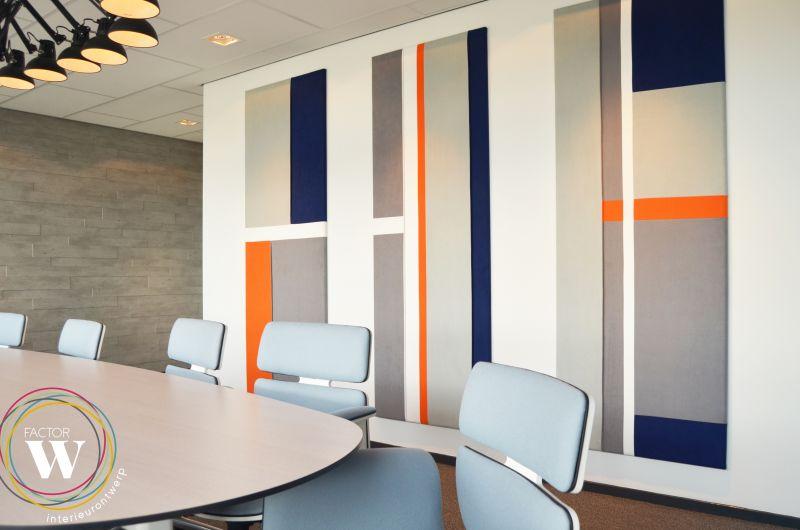 inrichten boardroom / NEDCON