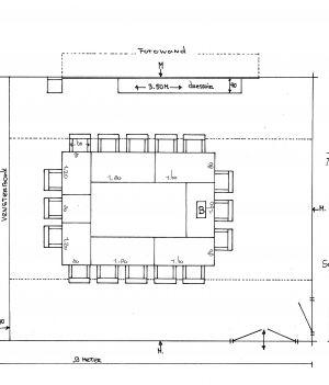 vergaderruimte inrichten / VINK KUNSTSTOFFEN 1