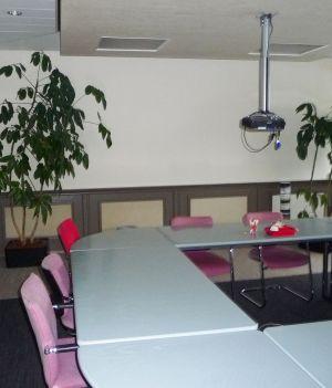 Vergaderruimte inrichten / VINK KUNSTSTOFFEN 2